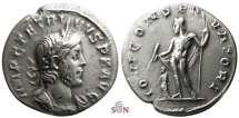 Ancient Coins - Tetricus I. Silver Medaillon - Modern Reproduction of an Aureus - 122 g - 55 mm - Nr. 3 of 100