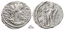 Ancient Coins - South Petherton Hoard (UK) - Postumus Antoninianus - IOVI STATORI - Elmer 363