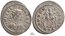 Ancient Coins - Probus Antoninianus - ADVENTVS AVG - RIC 157 - ex Grohs-Fligely collection 1875-1962