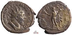 Ancient Coins - Postumus Antoninianus - HERC PACIFERO - Elmer 299