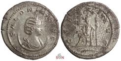 Ancient Coins - Salonina Antoninianus - CERERI AVG - RIC 90