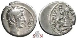 Ancient Coins - Augustus Quinarius - ASIA RECEPTA - RIC 276
