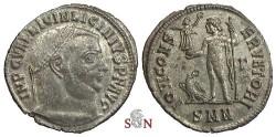 Ancient Coins - Licinius Follis - IOVI CONSERVATORI - Nicomedia mint - RIC 13