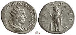 Ancient Coins - Trebonianus Gallus Antoninianus - PIETAS AVGG - RIC 41