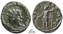 Ancient Coins - Marius Antoninianus - VIRTVS AVG - Elmer 640 - Ex Lückger Collection