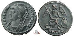 Ancient Coins - Constantinus I. Follis - CONSTANTINOPOLIS - RIC 230
