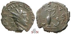 Ancient Coins - Pamphill Hoard (UK) - Tetricus II. Antoninianus - PIETAS AVGG - AGK 4a