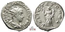 Ancient Coins - Volusianus Antoninianus - FELICITAS PVBL - RIC 205