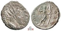 Ancient Coins - Pamphill Hoard (UK) - Postumus Antoninianus - IMP X COS V - AGK 32