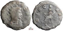 Ancient Coins - Gallienus Antoninianus - SISCIA AVG - very Rare - RIC 582