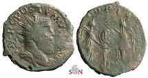 Ancient Coins - Postumus reduced Double Sestertius - VICTORIAE AVG - Ex  Méricourt l'Abbé hoard 79