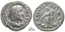 Ancient Coins - Maximinus I Thrax denarius - PROVIDENTIA AVG - RIC 20