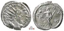 Ancient Coins - Pamphill Hoard (UK) - Postumus Antoninianus - PAX AVG / P - AGK 53