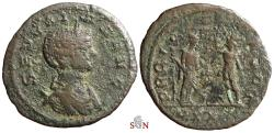 Ancient Coins - Severina Antoninianus - PROVIDEN DEOR - ex Grohs-Fligely collection 1875-1962