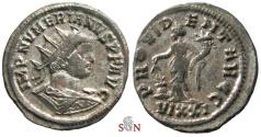 Ancient Coins - Numerianus Antoninianus - PROVIDENT AVGG - Providentia - Ticinum mint - RIC 447
