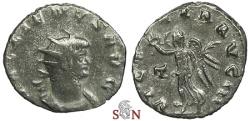 Ancient Coins - Gallienus Antoninianus - VICTORIA AVG III - MIR 358x