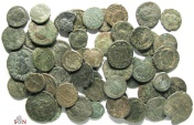 Large Lot of 50 low grade Roman Coins - Bargain price