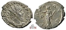 Ancient Coins - Postumus Antoninianus - PAX AVG / P - Elmer 566