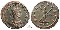 Ancient Coins - Probus Antoninianus - PAX AVGVSTI - Siscia mint - RIC 712