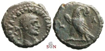 Ancient Coins - Diocletianus Tetradrachm - eagle stg. left - Alexandria mint