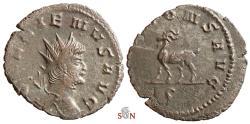 Ancient Coins - Gallienus Antoninianus - IOVI CONS AVG - Goebl 730 b