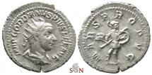 Ancient Coins - Gordianus III Antoninianus - MARS PROPVG - RIC 145