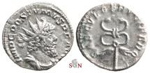 Ancient Coins - South Petherton Hoard (UK) - Postumus Antoninianus - SAECVLO FRVGIFERO - Elmer 381