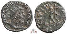Ancient Coins - Marius Antoninianus - VICTORIA AVG - Elmer 638