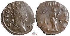 Ancient Coins - Gallienus Antoninianus - FORTVNA REDVX - RIC 193