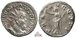 Ancient Coins - Postumus Antoninianus - PAX AVGVSTI - Elmer 300 - rare