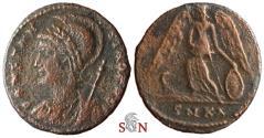 Ancient Coins - Constantinus I. Follis - CONSTANTINOPOLIS - RIC 92