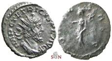 Ancient Coins - South Petherton Hoard (UK) - Tetricus I. Antoninianus - COMES AVG - Elmer 770