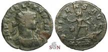 Ancient Coins - Aurelianus Antoninianus - ORIENS AVG - RIC 64