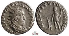Ancient Coins - Valerianus I. Antoninianus - RESTITVTOR ORBIS - RIC 117
