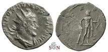 Ancient Coins - Postumus Antoninianus - VIRTVS AVG - Elmer 126 - rare