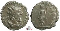 Ancient Coins - Victorinus Antoninianus - PROVIDENTIA AVG - Elmer 743
