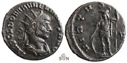Ancient Coins - Aurelianus Antoninianus - VIRTVS AVG - IMP C L DOM AVRELIANVS AVG - RIC 141 - rare