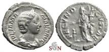 Ancient Coins - Julia Mamaea Denarius - FECVND AVGVSTAE - RIC 331