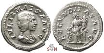 Ancient Coins - Julia Maesa Denarius - FECVNDITAS AVG - RIC 249