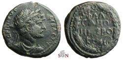 Ancient Coins - Hadrianus AE 19 mm - Samosata, Commagene, Syria