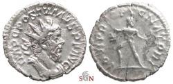 Ancient Coins - South Petherton Hoard (UK) - Postumus Antoninianus - IOVI PROPVGNATORI - Elmer 289