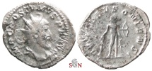 Ancient Coins - South Petherton Hoard (UK)  -Postumus Antoninianus - HERC DEVSONIENSI - Elmer 124