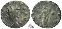 Ancient Coins - Gallienus Antoninianus - VBERITAS AVG / E - GRIC 585