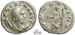 Ancient Coins - Salonina Antoninianus - IVNO REGINA - RIC 29