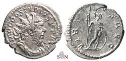 Ancient Coins - South Petherton Hoard (UK)- Postumus Antoninianus - VIRTVS AVG - Elmer 190