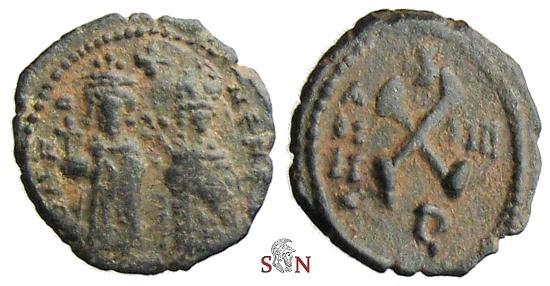 Ancient Coins - Phocas Decanummium - Antioch mint