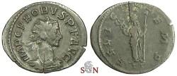 Ancient Coins - Probus Antoninianus - FELICIT TEMP - RIC 75