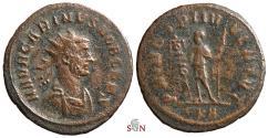 Ancient Coins - Carinus Antoninianus - PRINCIPI IVVENTVT - RIC 158