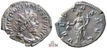 Ancient Coins - Postumus Antoninianus - VBERTAS AVG - Elmer 394a