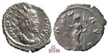 Ancient Coins - Tetricus I. Antoninianus - PAX AVG - AGK 8b
